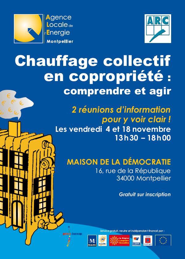 Chauffage collectif en copropri t agence locale de l 39 energie - Legislation chauffage collectif ...