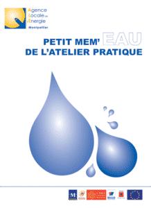 mem'eau économie d'eau atelier pratique