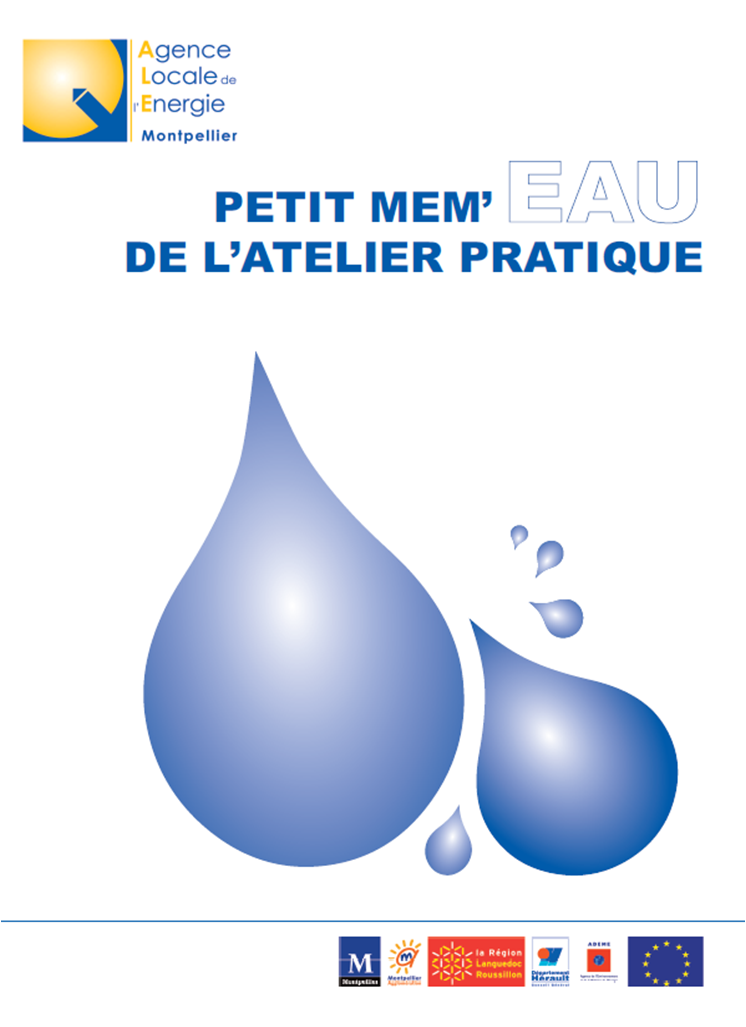 Économies d'eau