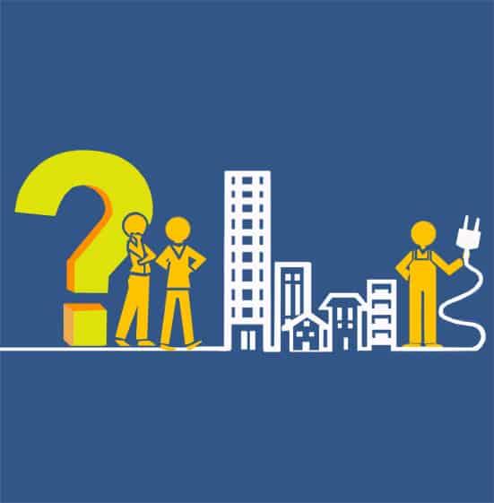 Achat d'électricité dans les collectivités
