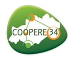 Logo Coopère 34