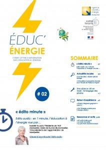 Éduc'Énergie 2 – Décembre 2014