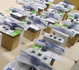 Kits économies d'énergie et d'eau écominots formation