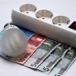 Ampoule multiprise monnaie