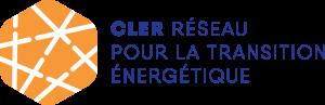 Logo CLER réseau pour la transition énergétique