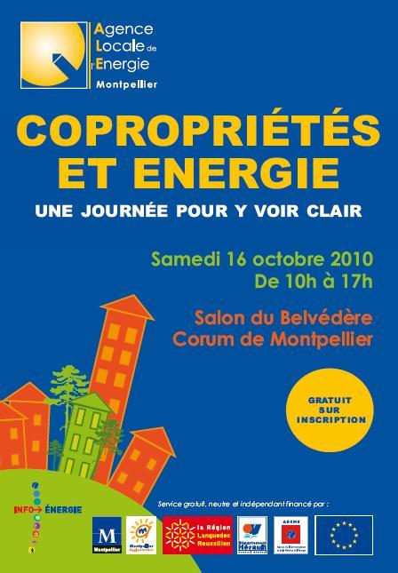 Copropriétés et énergie : Point sur les méthodes d'actions envisageables, les relais d'informations et les aides financières mobilisables.
