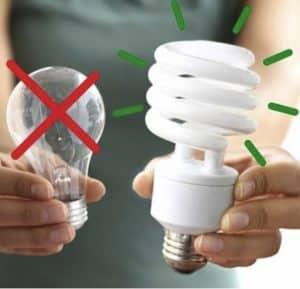 Lampes économes