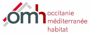 Logo Occitanie méditerranée Habitat