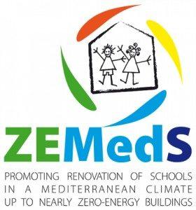 Logo ZEMEDS