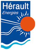 Logo Hérault énergies