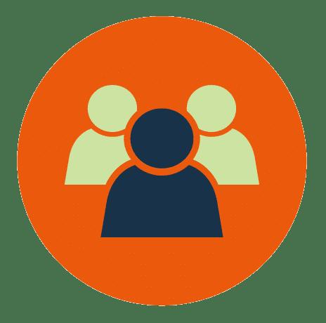 Les membres adhérents et le CA