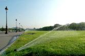 Arroser les économies d'eau
