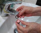Expérience d'économie d'eau