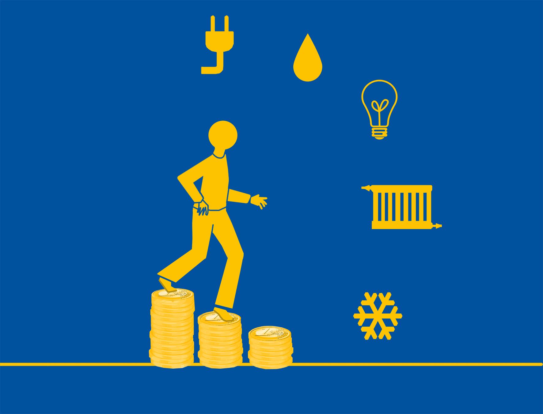 Réduire le budget de fonctionnement énergie et eau de sa commune : retours d'expérience et outils pratiques