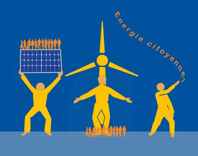 Conférence gesticulée sur la transition énergétique