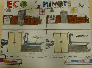 Défi des éco'minots vu par les Cigales, Fabrèques