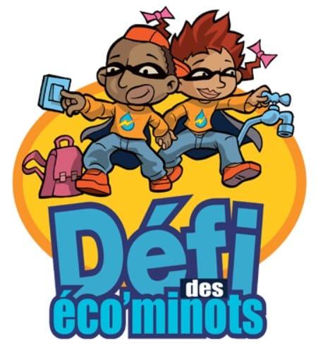 Logo défi des éco'minots