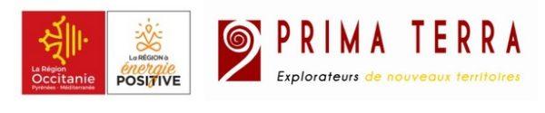 Logo Prima Terra et Région
