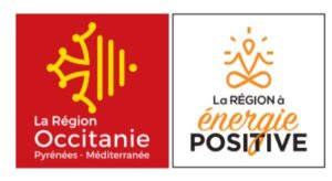 Logo région à énergie positive