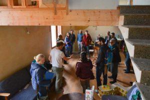 Visite de site rénovation écologique