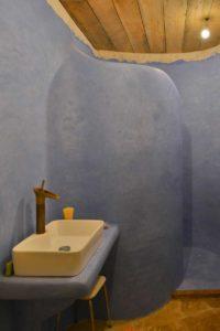 Salle de bain visite de site rénovation écologique