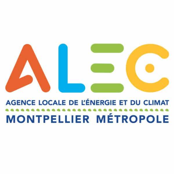 Logo ALEC Montpellier Métropole carré