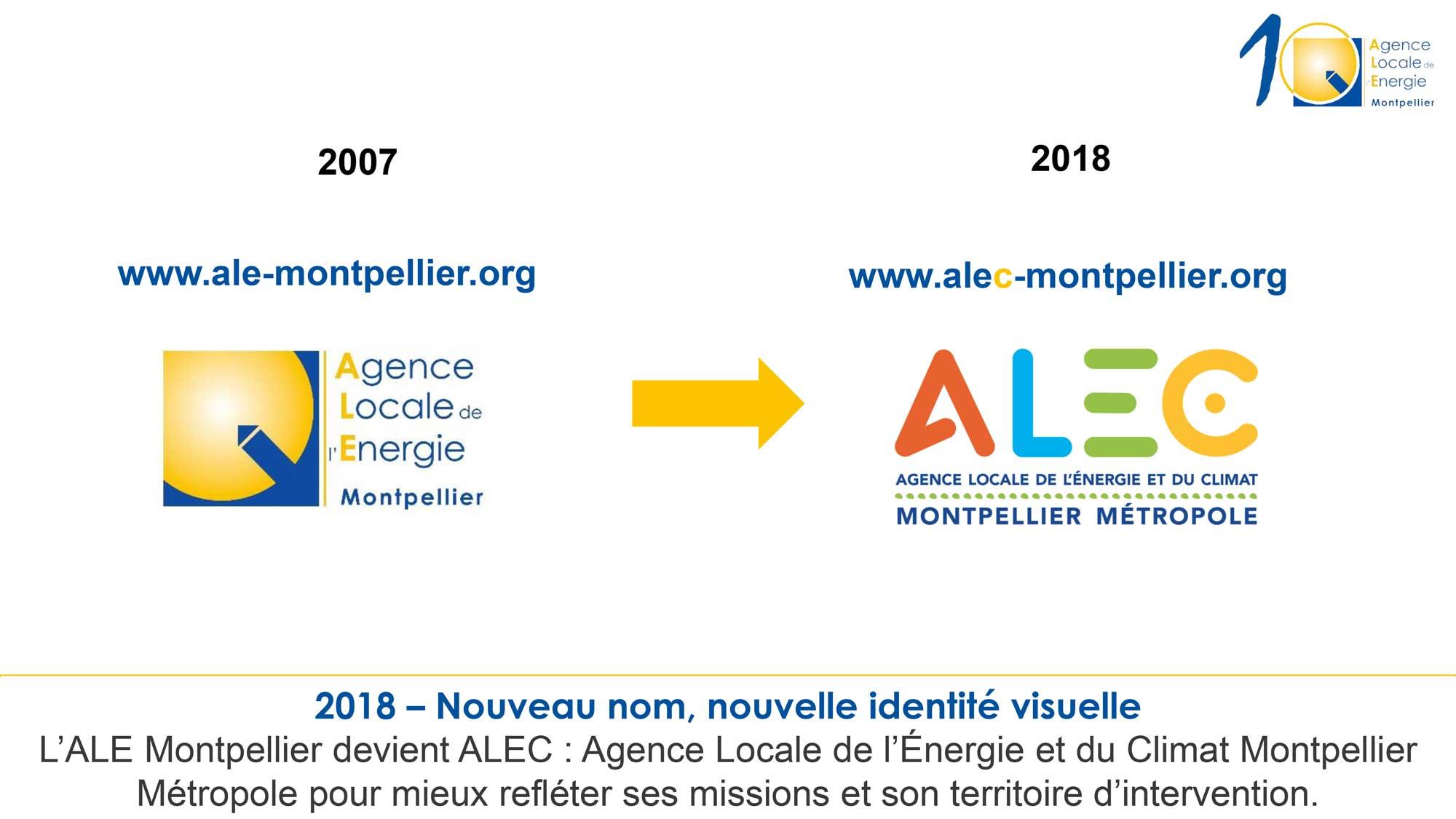ALEC 2018 : changement de nom et de logo