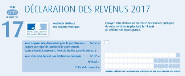 Crédit d'impôt pour la transition énergétique : déclarer ses travaux effectués en 2017