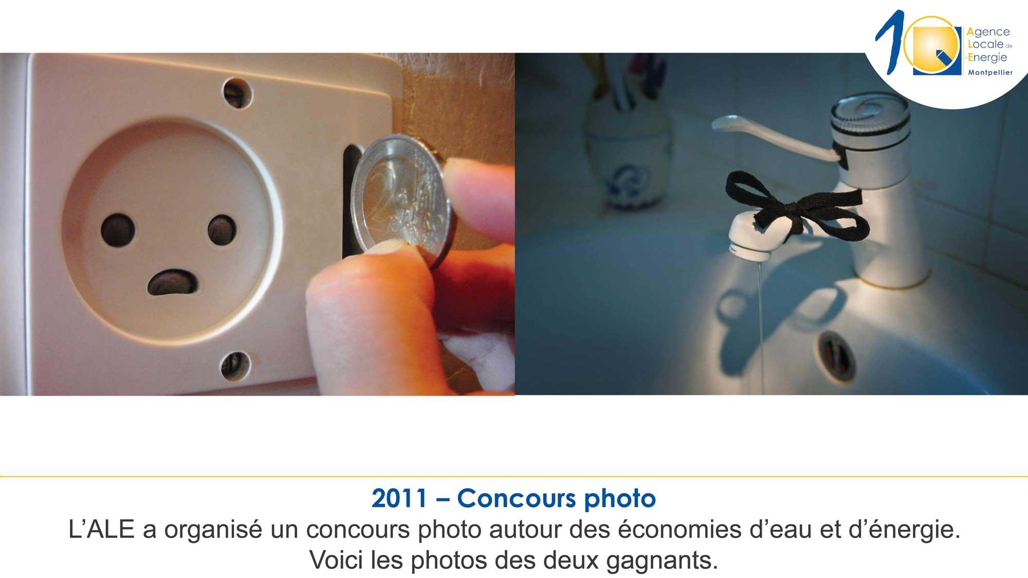 2011 - concours photo de l'Agence Locale de l'energie