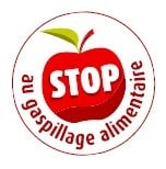 Icone stop au gaspillage alimentaire