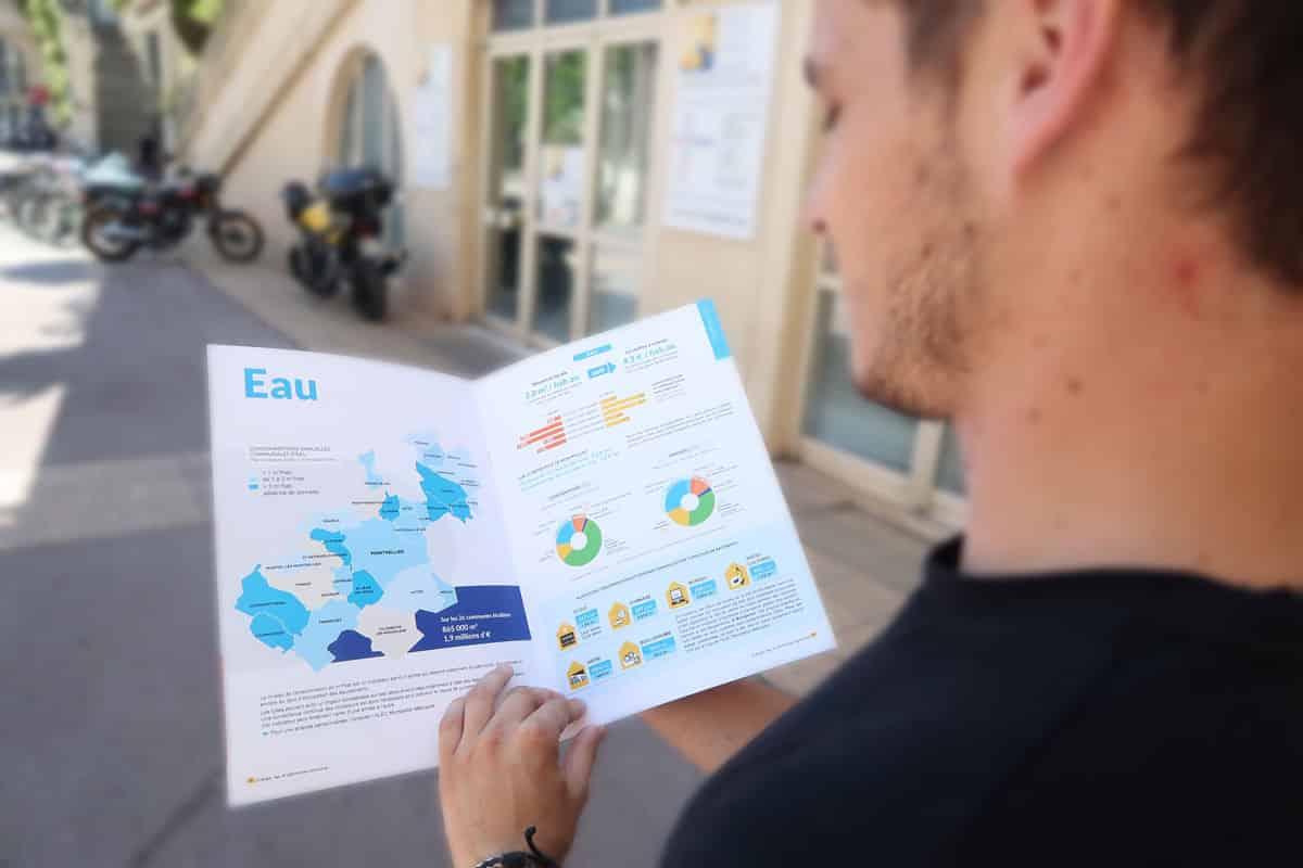 Chiffres clés 2018 consommation énergie et eau patrimoine, lecture enquête