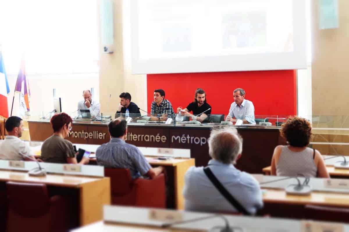 Consommations énergie et eau des communes de Montpellier Méditerranée Métropole atelier du 28 juin 2018 : présentation