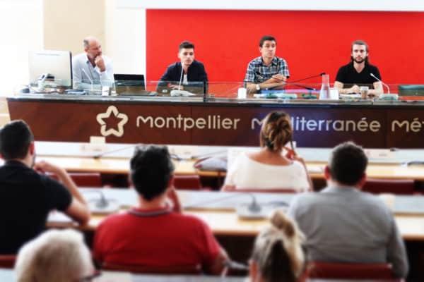 Présentation des chiffres clés 2018 des consommations d'énergie et d'eau des communes de la Métropole de Montpellier