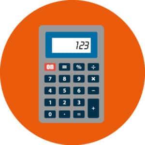 Logo calculatrice