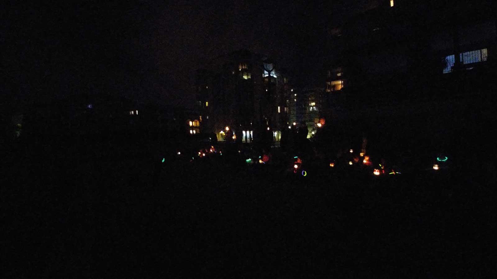 Le jour de la nuit à Lattes 1