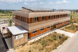 Locaux Izuba Bioclimatique