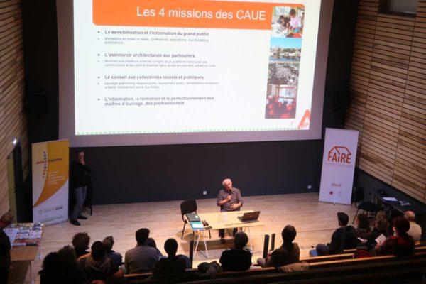 Conférence Café Climat rénovation 7/11