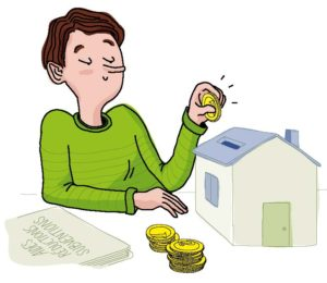 Aides financières, dessins ADEME