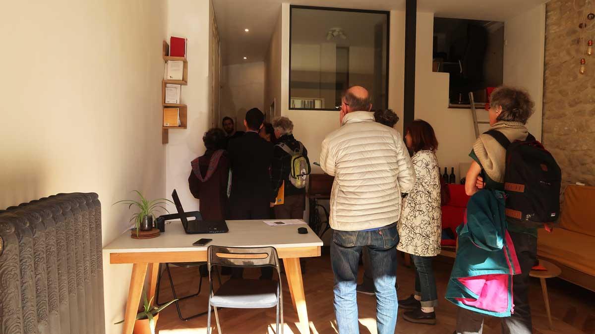 Visite de site Montpellier intérieur appartement rénové