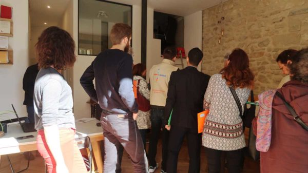 visite de site montpellier appartement rénové