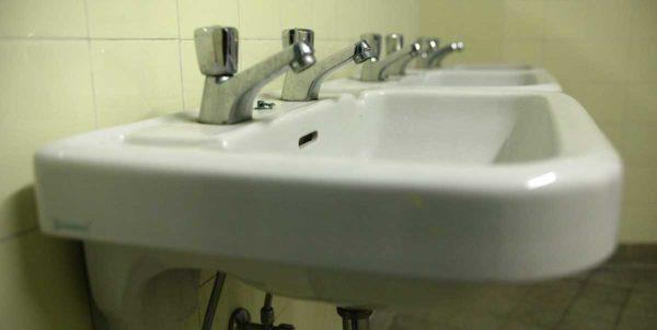 Lavabos atelier technique eau avril 2019