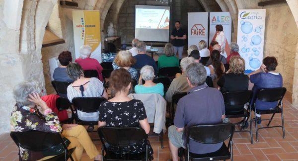 Café Climat Aides financières Castries