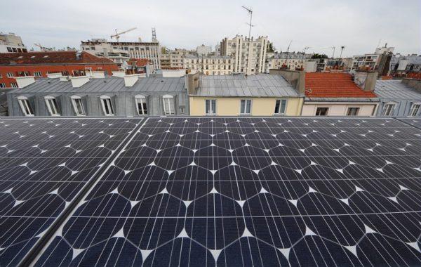 photovoltaïque en coprorpriété
