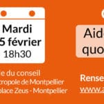 Café Climat aides financières 25 février 2020