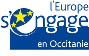 Logo l'Europe s'engage en Occitanie