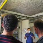 Atelier régulation chaufferie 4