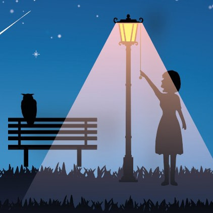 Regarder la nuit  10 octobre