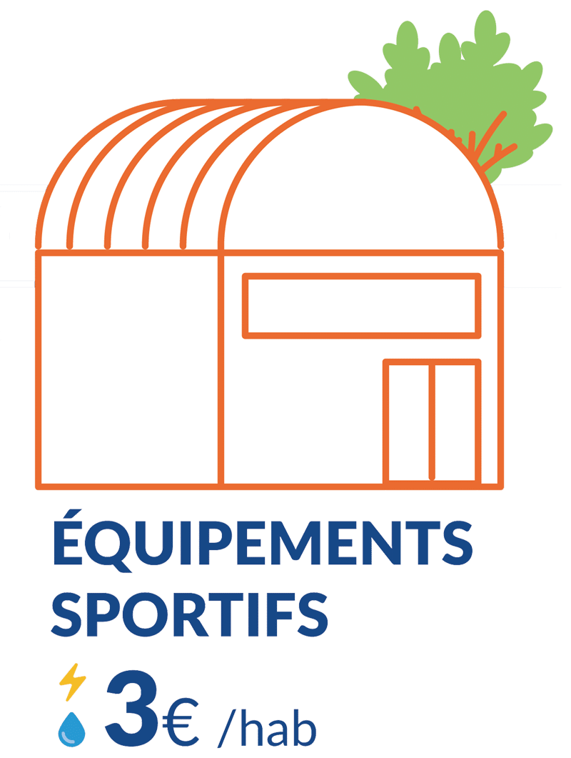 3€ équipements sportifs consos