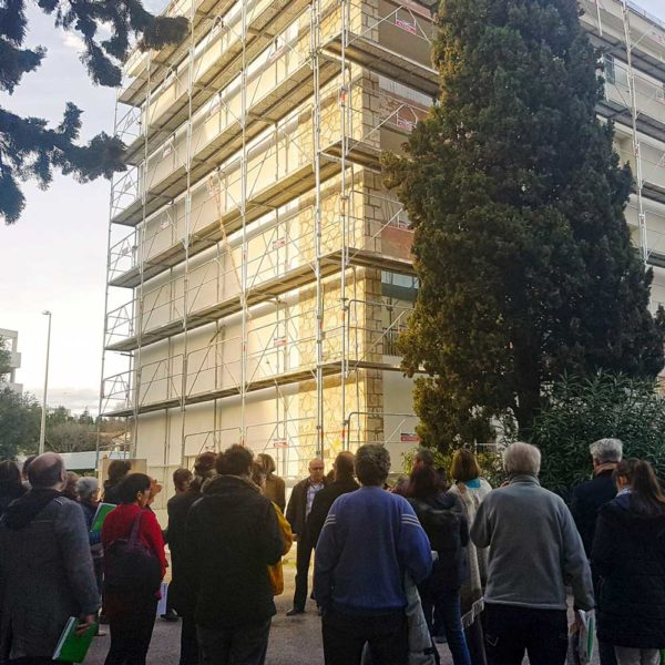 Retour sur la rénovation énergétique d'une copropriété 15 décembre