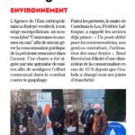 Midi Libre : une charte pour économiser l'eau